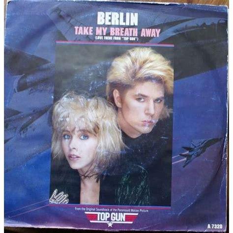 berlin take my breath away take my breath away berlin 7 sp 売り手
