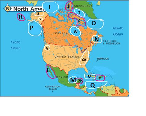 america map quiz physical features and south american physical geography proprofs quiz