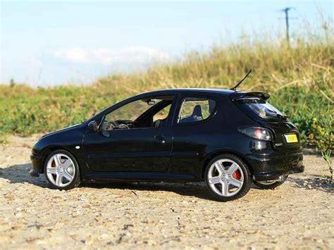 Lu Peugeot 206 peugeot 206 rc black evolution esquiss auto tuning norev