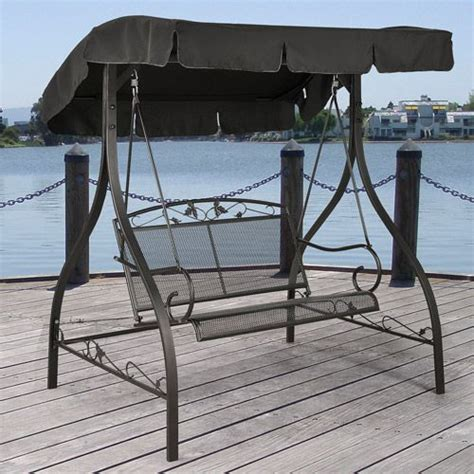 wrought iron swing seat pinterest the world s catalog of ideas