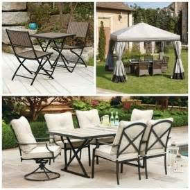 Walmart Patio Furniture Clearance by Patio Sets Gazebos Umbrellas Clearance Priced Walmart