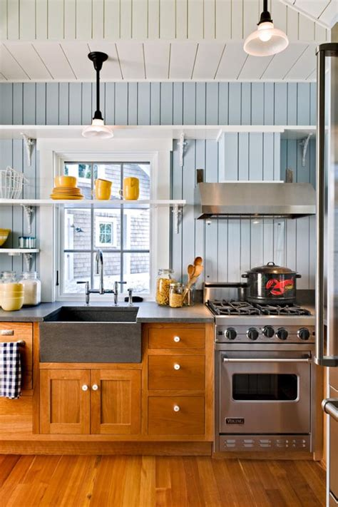 Kitchens Without Islands by 31 Creative Small Kitchen Design Ideas