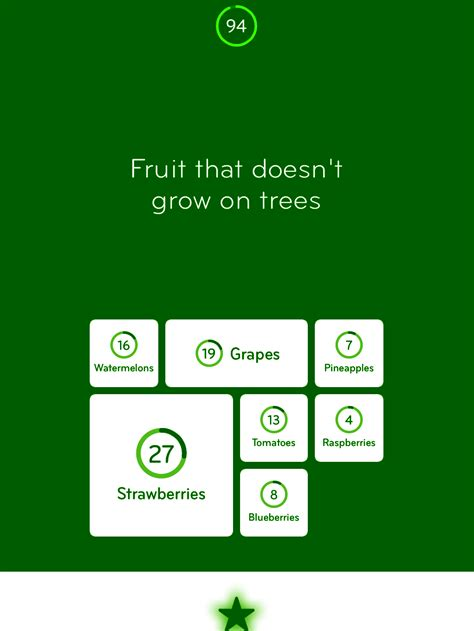 a fruit that doesn t an a in it appsandanswers 94 level 68 answers