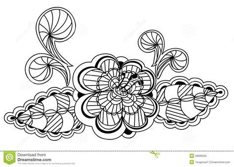 criteria design pattern c elemento blanco y negro del dise 241 o del estado de flores