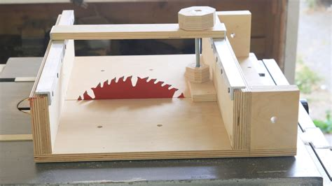 how to build a sled for table saw how to make a cross cut sled for a table saw darbin orvar