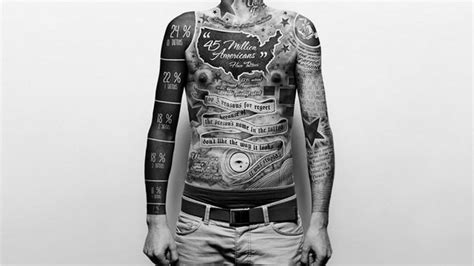 full body tattoo experience check out this full body tattoo infographic about tattoos
