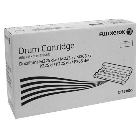 Toner Fuji Xerox Ct202265 Cyan Original original ct351055 drum fuji xerox toner singapore