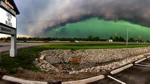 where does the st go why skies turn green in thunderstorms the weather channel