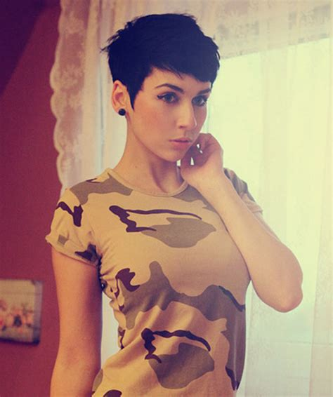 pixie cut for rectangular face 25 best short haircuts for oval faces short hairstyles