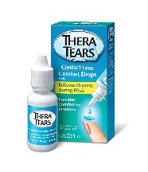 thera tears contact lens comfort drops 0 15ml