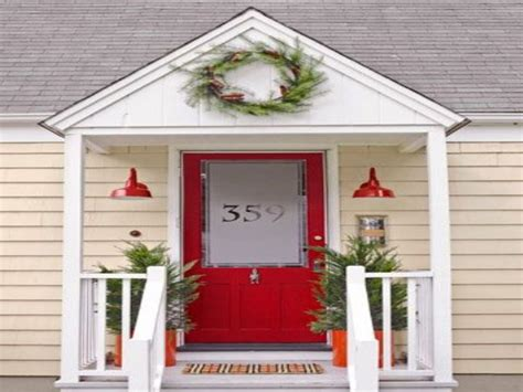 Interior Design Ideas Small Homes Porch Designs For Cottages Small Front Porch With Red