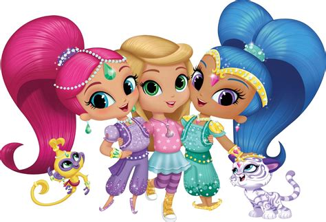 Images Shimmer And Shine