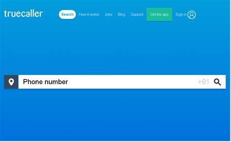 Truecaller Lookup How To Find Contact Details Of Unknown Phone Numbers True Caller Infocurse