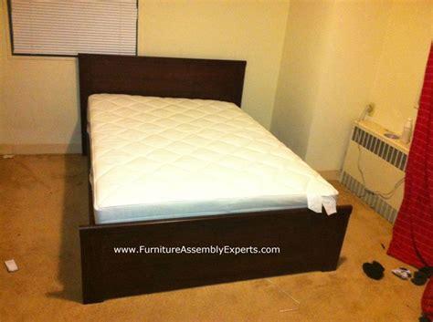 ikea brusali bed ikea brusali bed assembled in delaware by furniture