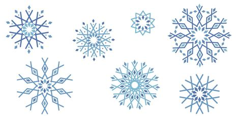 snowflake pattern illustrator create geometric snowflakes in adobe illustrator every