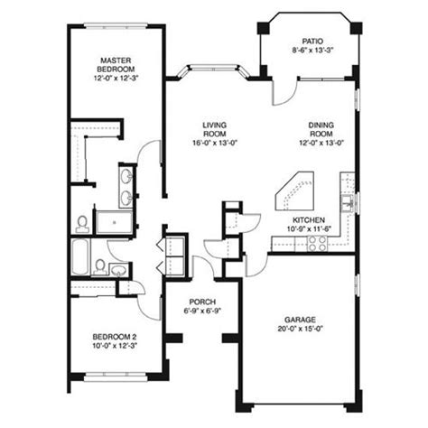 floor plans for 1300 square foot home 1300 sq ft house plans home design and style