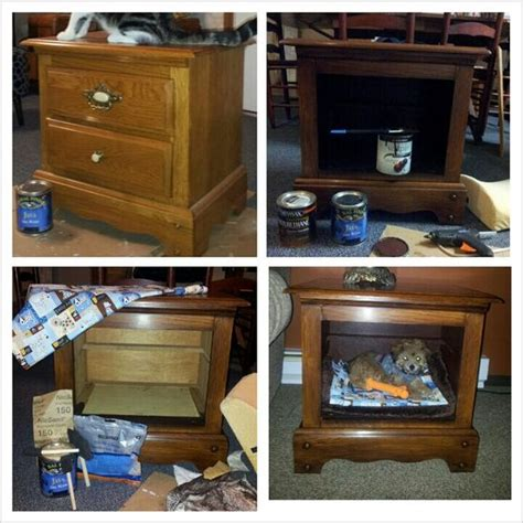 dog bed nightstand dog beds the o jays and bedside tables on pinterest