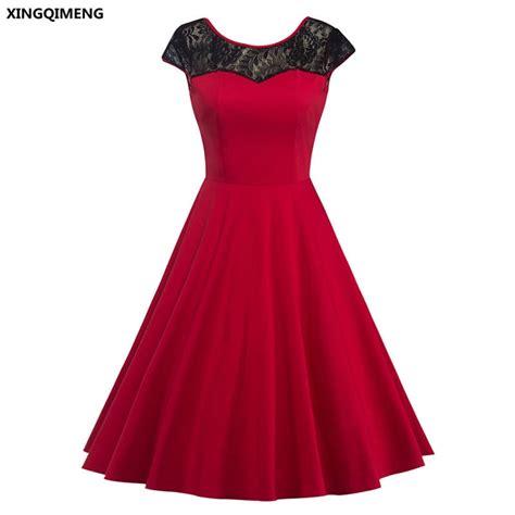 stock dark red cocktail dresses elegant short