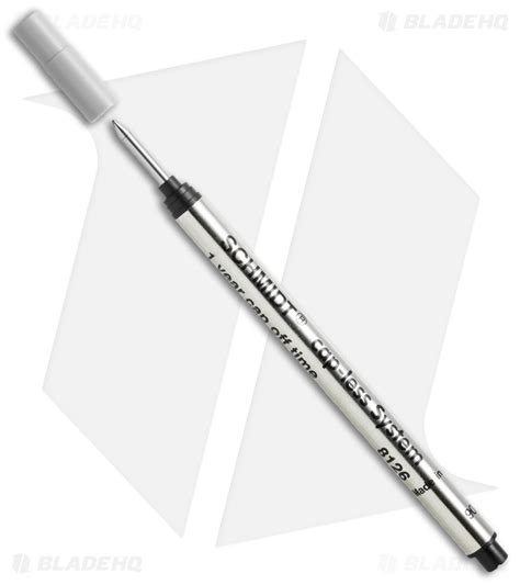 mil tac pen mil tac tdp tactical defense pen refill black tdp2 r