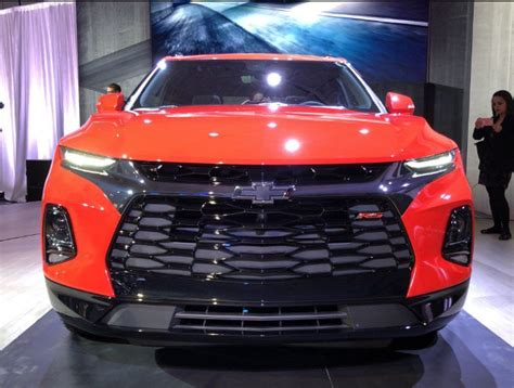 All New Chevrolet Trailblazer 2020 by 2020 Chevrolet Trailblazer Ss Price Specs Interior