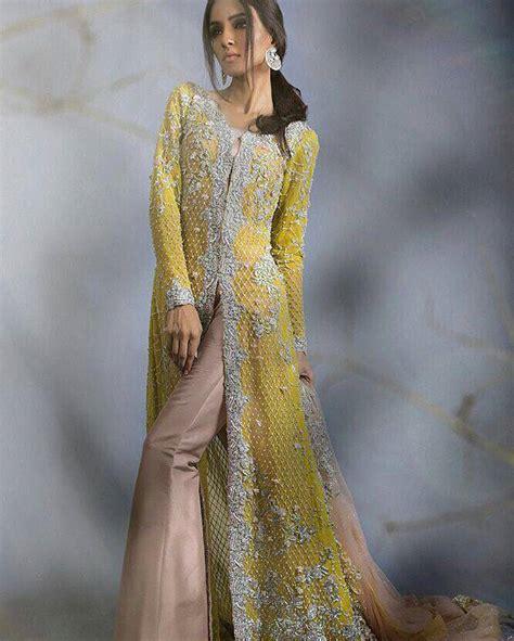 Safinaz Dress sana safinaz silk tunic bridal wear gown lawn designs