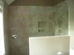 Master Baths With Walk In Showers Master Bath With Walk In Shower Traditional Bathroom