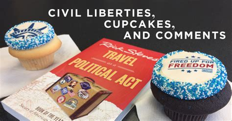 travel as a political act rick steves books i gave the aclu 50 000 and they gave me these awesome