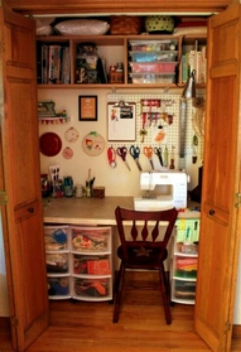 craft room closet closet again craft room