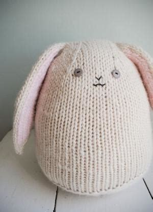 diy tutorial nesting bunny