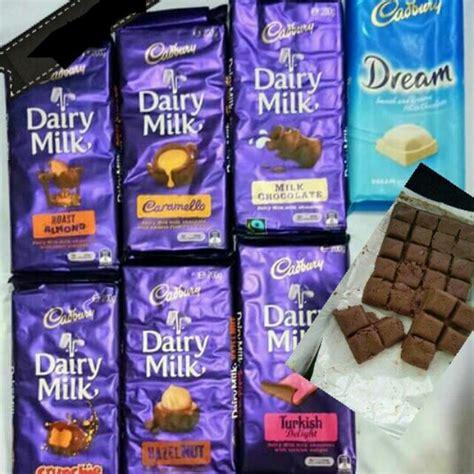 Cadbury Snack Import coklat cadbury food drinks packaged snacks on carousell