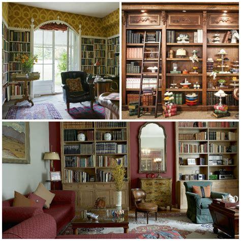 immagini di librerie libreria antica libri zona living poltrona divano tavolo