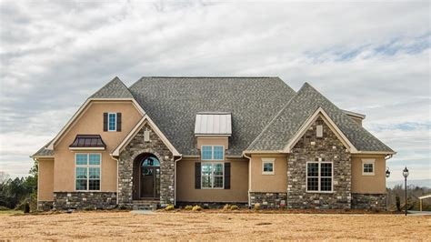 Open House Plan The Foxglove On Mcbrayer Springs Road North Point Custom