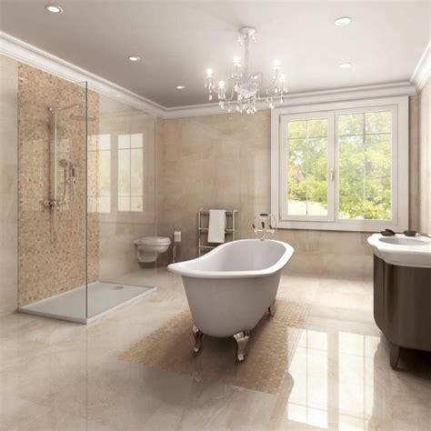 Beau Decore Salle De Bain 2014 #4: Carrelage-mosaique-beige-bains-douche-italienne.jpeg