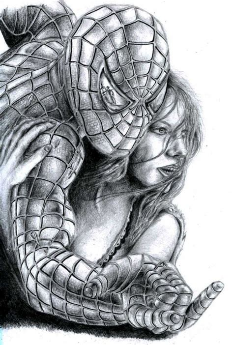 Pencil Drawings Of Spiderman 1000 Images About Art Stuff On Pinterest Superman Comic Iron Drawings Images