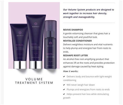 hydration system monat 50 best monat fuller healthier hair images on