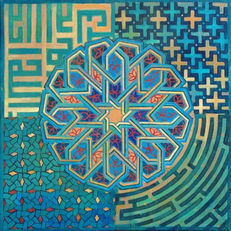 islamic pattern work salaam peace islamic art pneps visual arts