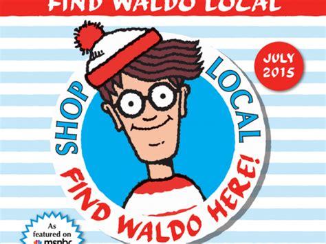 Where S Waldo Calendar 2015 Where S Waldo Hiding Somewhere In Bethel Bethel Ct Patch