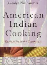 New World Food List Of Native American Cookbooks