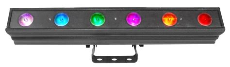 Lu Led Kolong Dashboard Multi Colour Colok Lighter Remote dj chauvet dj light colordash batten 6 linear stage wash multi color led light chv13
