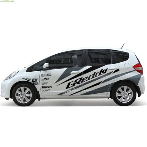 Honda Key Sticker by Popular Honda Fit Decals Buy Cheap Honda Fit Decals Lots