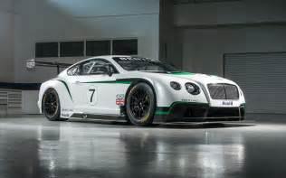Bentley Race Cars Bentley Continental Gt3 Race Car 2014 Widescreen