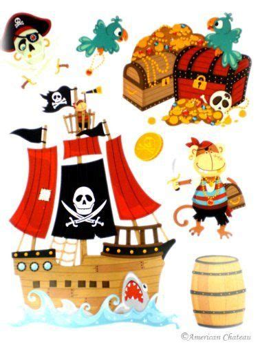 Pirate Nursery Decor 12 Best Images About Pirate Mural On Nursery Decals Template And Pan