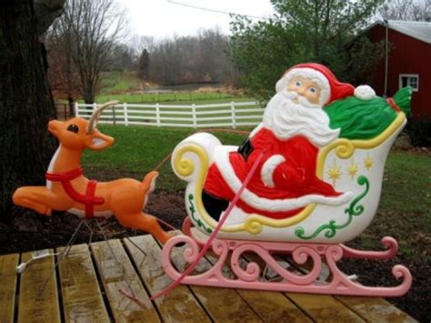 christmas plastic lawn decorations designcorner