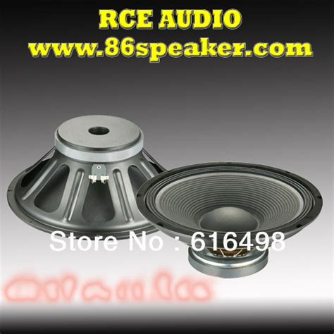 Speaker Subwoofer 15 Inchi aliexpress buy 15 inch professional woofer speaker