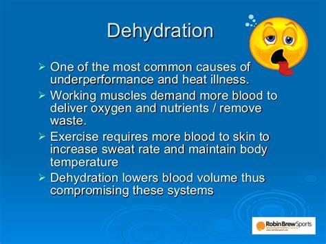 hydration facts hydration strategies choosing a sports drink