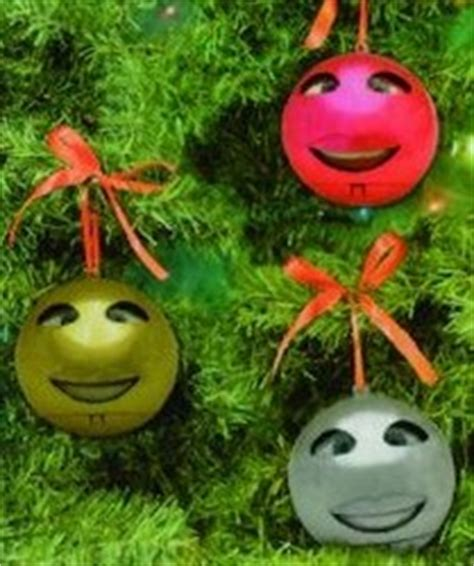 animated singing christmas ornament animatronic wiki wikia