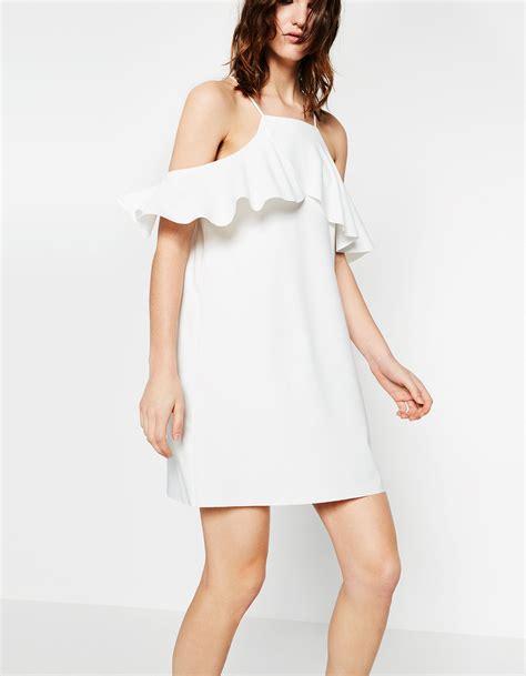 Robe Cocktail Zara - robe de mariee zara