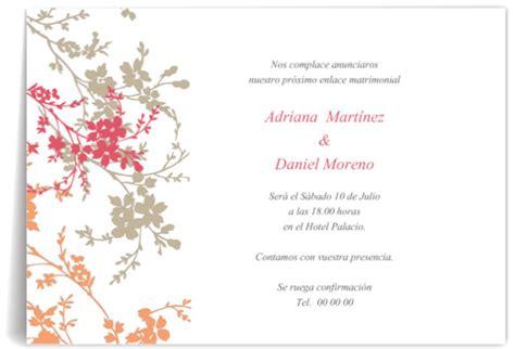 invitacines para boda para imprimir y editar imagui tarjetas de boda para imprimir gratis 161 los mejores dise 241 os