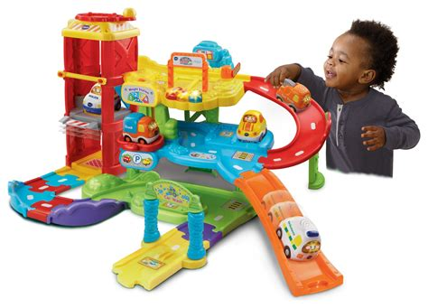 V Tech Toot Toot Garage by Vtech Toot Toot Drivers Garage And Truck For Only 163 39 99