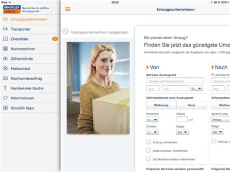 Umzugs App by Checkliste F 252 R Den Umzug Umzugs App Iphone Android